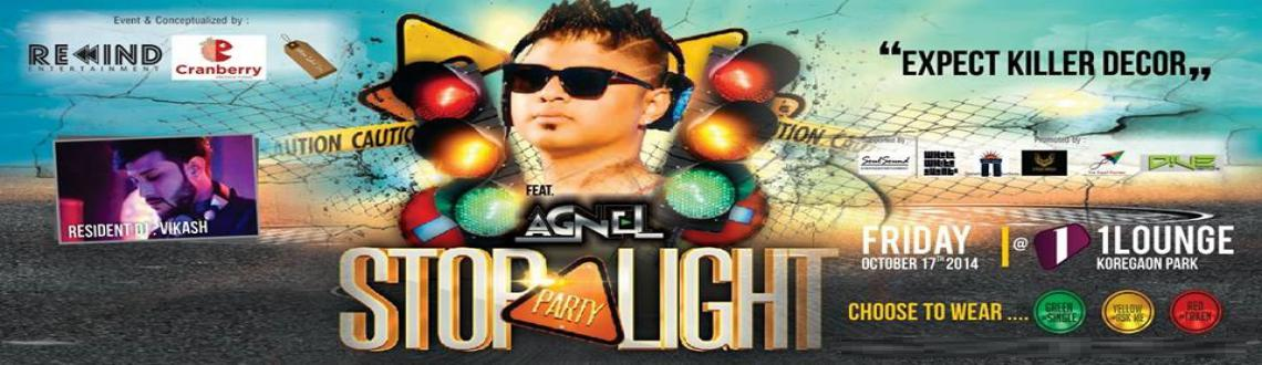 STOP LIGHT PARTY on 17th Oct