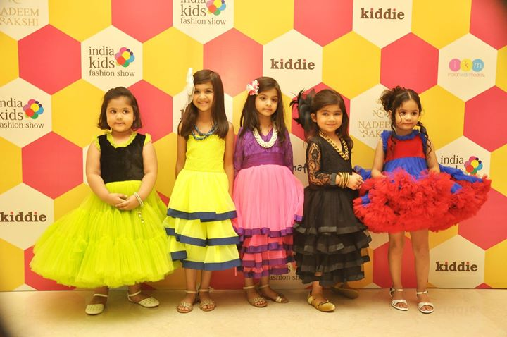 India Kids Fashion Show