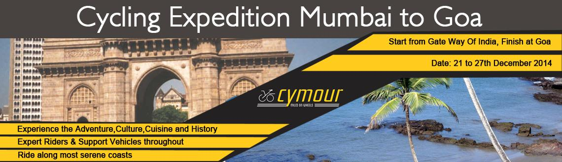 Cymour - Mumbai to Goa Cycling Expedition