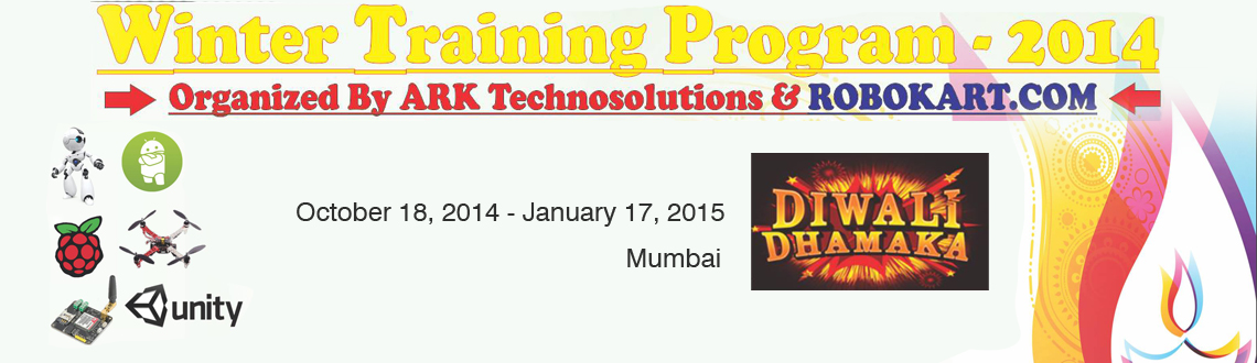 Winter Internship  Training Program by ARK Technosolutions (PAN India)