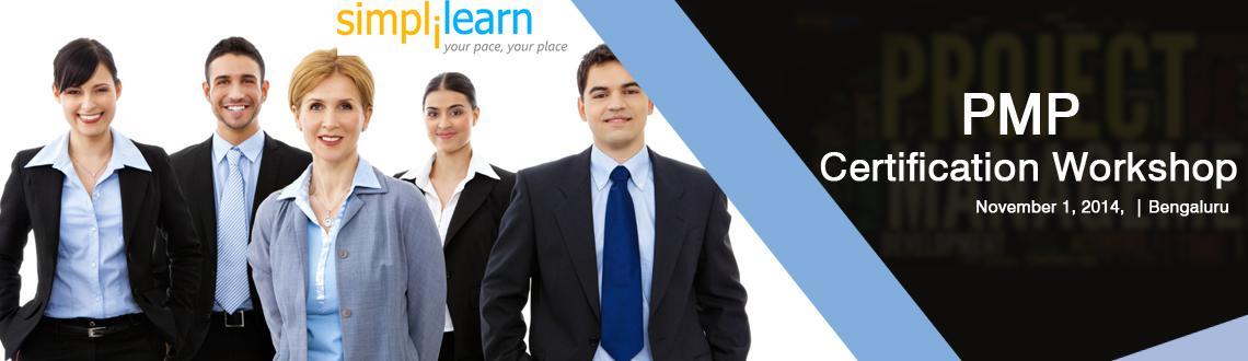 PMP Certification Training in Bangalore on Nov-Dec,2014