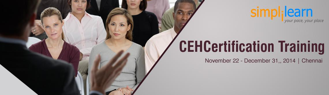 CEH Certification Training in Chennai on Nov-Dec,2014