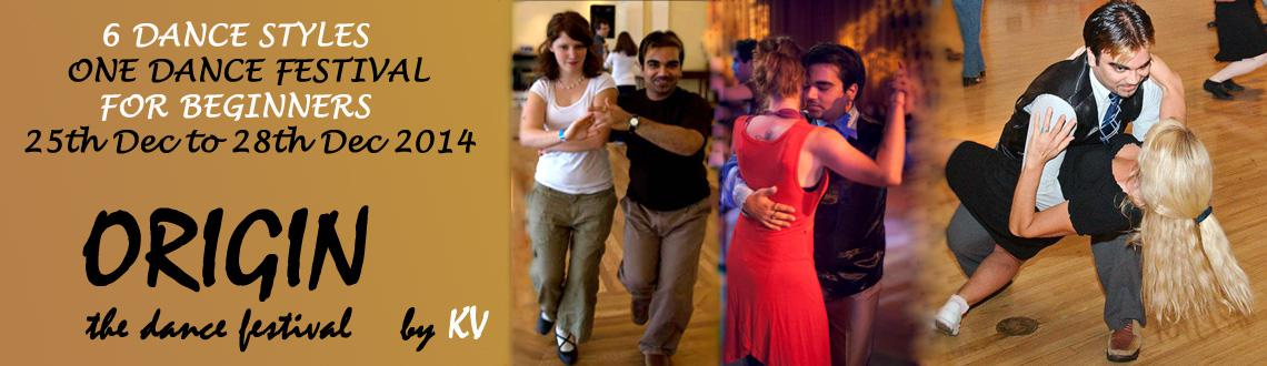 6 DANCE STYLES, ONE WEEKEND - A DANCE FESTIVAL FOR BEGINNERS