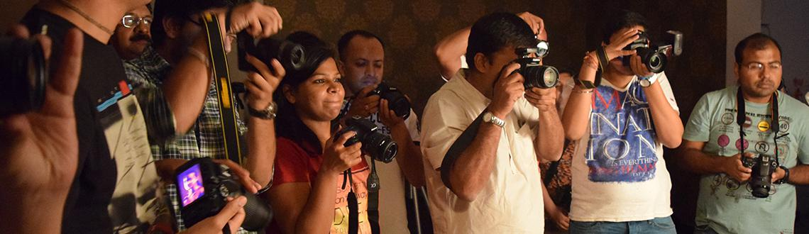 2-DAY BASIC PHOTOGRAPHY WORKSHOP at Noida