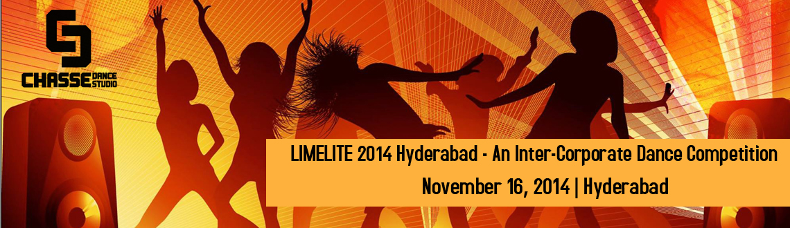 LIMELITE 2014 Hyderabad - An Inter-Corporate Dance Competition