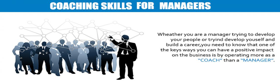 Book Online Tickets for Coaching Skills for Managers - Bangalore, Bengaluru. Coaching Skills Whether you\\\'re a manager trying to develop your people or trying develop yourself and build a career, you need to know that one of the key ways you can have a positive impact on the business is by operating more as a \\\