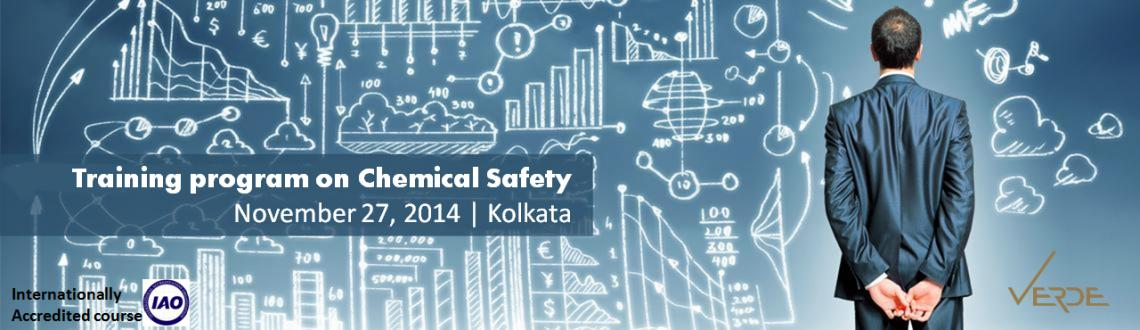 Book Online Tickets for Training on Chemical Safety at Kolkata, Kolkata. Don't put your organization at risk — make sure every step you take is legally sound and compliant  Get acquainted with the different aspects of managing and promoting chemical safety at your workplace and the risks associated wit