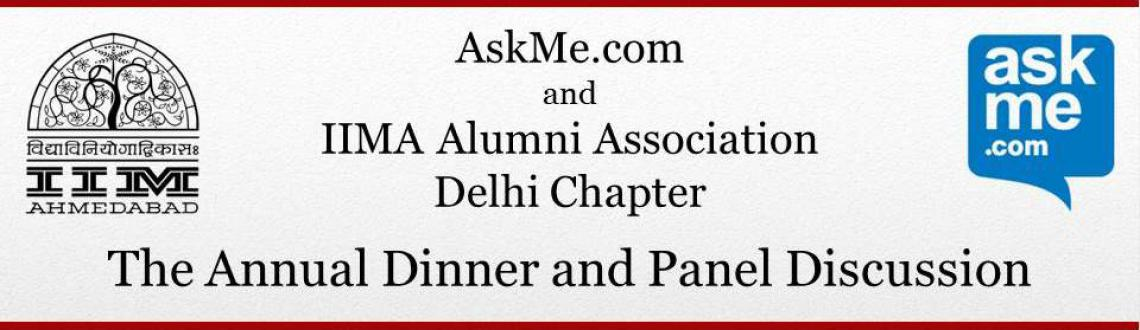 IIM Ahmedabad Alumni Association Annual Dinner
