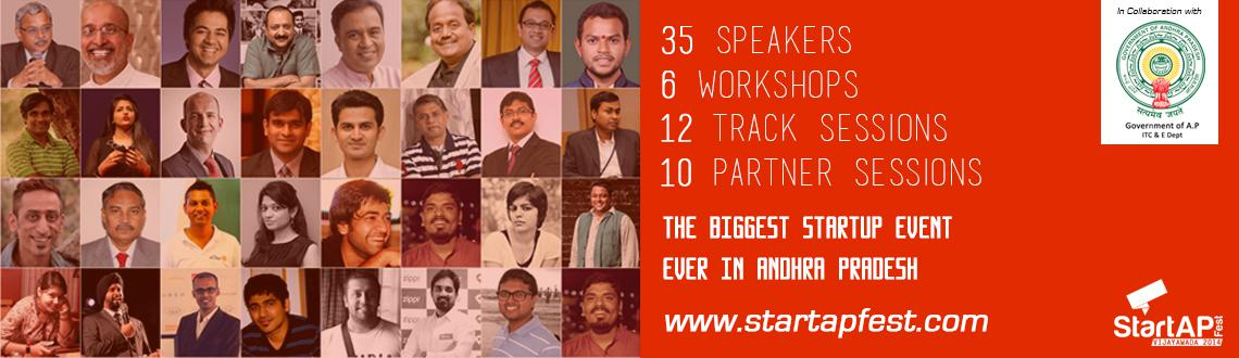 The StartAP Fest will be the largest convention of, by, and for Andhrapreneurs, where hundreds meet, share, learn, and collaborate.