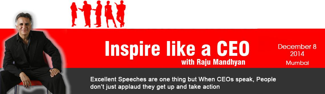 Inspire Like A CEO - Mumbai