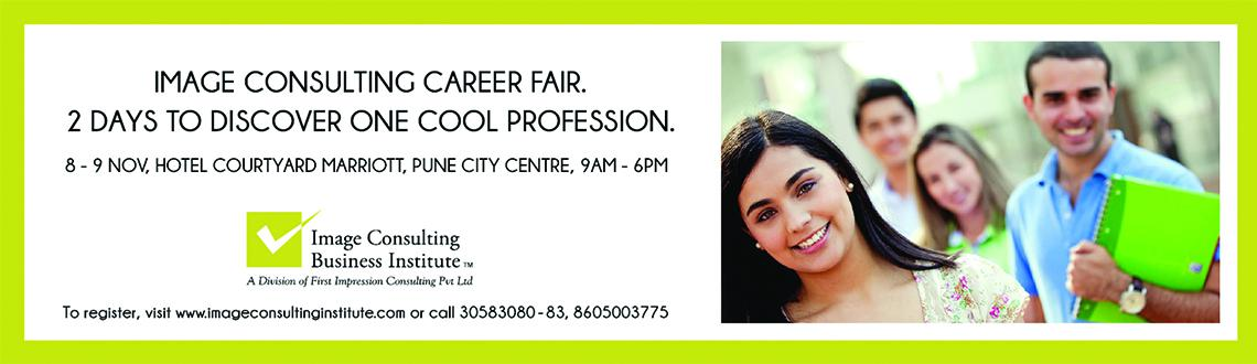IMAGE CONSULTING CAREER FAIR on 8th and 9th Nov @ HOTEL COURTYARD MARRIOTT