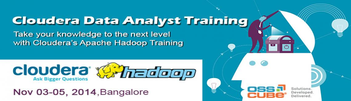 Take your knowledge to the next level  with Clouderas Apache Hadoop Training