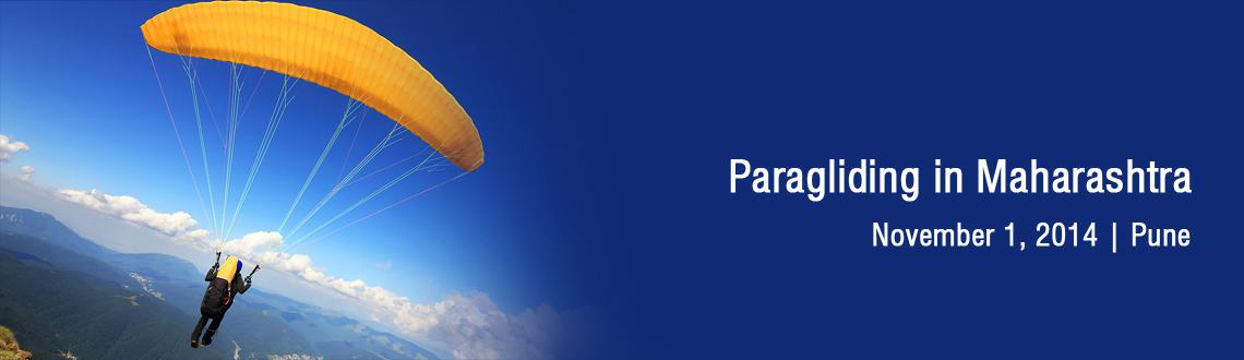 Book Online Tickets for Paragliding in Maharashtra - Tandem, Pune. Hi Guys, Envision being given wings to fly over the seas, mountains, hills with wings of your own like birds! Sounds wonderful right? Paragliding is the recreational and competitive adventure sport of flying. Accompanied by our expert pilots, you