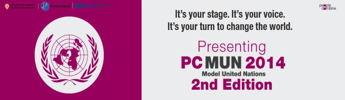 PC MUN 2014