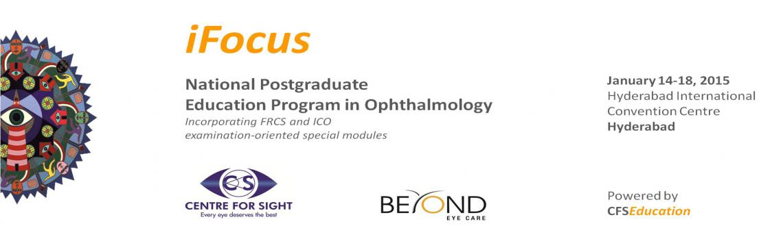 Book Online Tickets for iFocus, Hyderabad. 