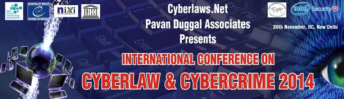 International Conference on Cyberlaw, Cybercrime and Cyber Security