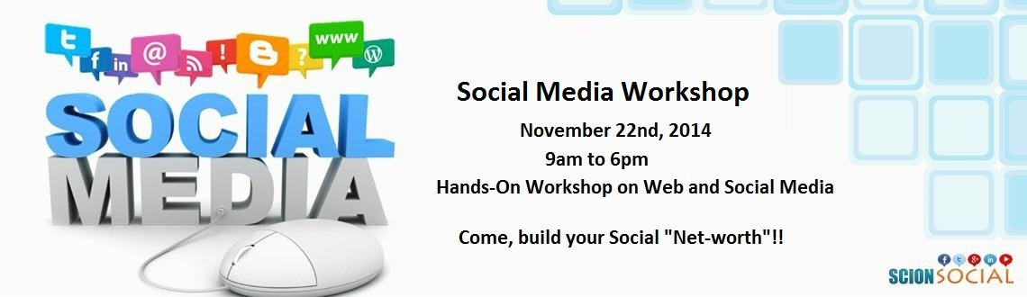 Book Online Tickets for Advanced Hands-On Social Media and Web W, Bengaluru. The ADVANCED Hands-ON workshop agenda includes:
