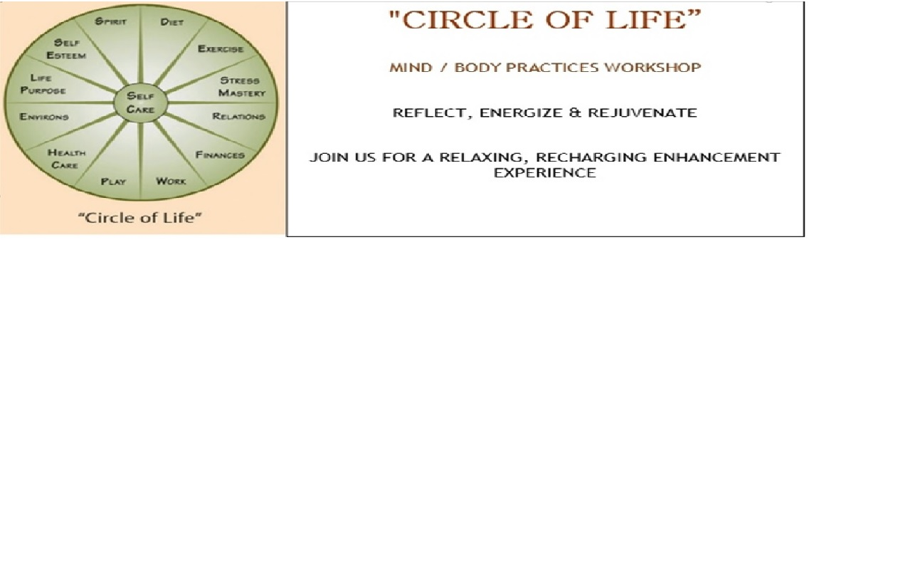 Circle of Life Health and Wellness Coaching System