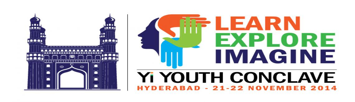 Book Online Tickets for Yi Youth Conclave - Learn, Explore, Imag, Hyderabad. 