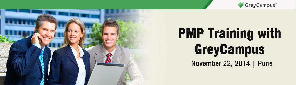 Book Online Tickets for PMP Training with GreyCampus Pune , Pune. PMP Training in Mumbai: