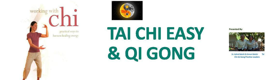 Book Online Tickets for Tai Chi And Qi Gong, Hyderabad.