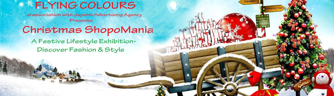 Book Online Tickets for Christmas ShopoMania :A Festive Lifestyl, Pune. Don\\'t Miss The Chance Ladies: Women entrepreneurs invited to book stalls with Lifestyle Exhibition : Flying Colours