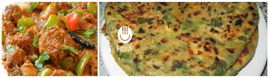 Book Online Tickets for Aamirs Wednesday Dinner , Hyderabad. A wonderful Wednesday tradition is about to be unraveled. Our dear host Amazing Aamir. Here is the menu for the evening !1. Methi Ka Paratha A north Indian delight of exquiste flavor of Fenugreek mixed with wheat flour and sauteed in Ghee2. Kada