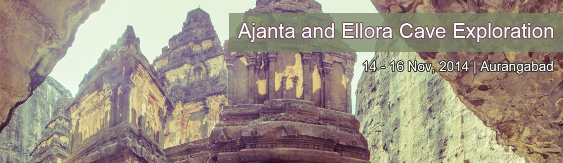 Book Online Tickets for Ajanta and Ellora Cave Exploration, Aurangabad. Ajanta & Ellora Caves Exploration