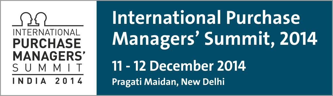 International Purchase Managers Summit 2014