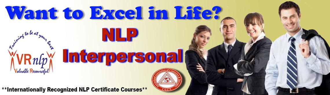 NLP Inter personal - December Banglore