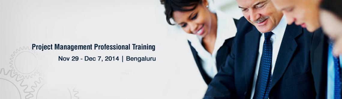 Book Online Tickets for Project Management Professional Training, Bengaluru. I am glad to inform you about our upcoming Project Management Professional workshop in Bangalore from 29th-30th Nov & 6th-7th Dec, 2014. 