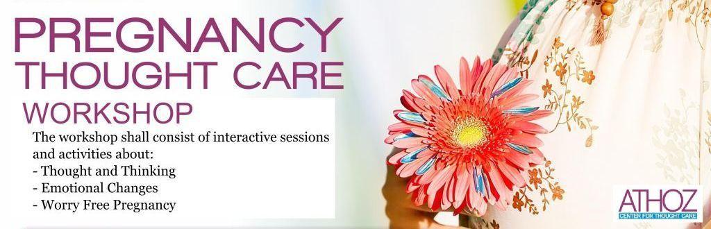 Pregnancy Stress and Care Workshop-Nov. 22 Afternoon