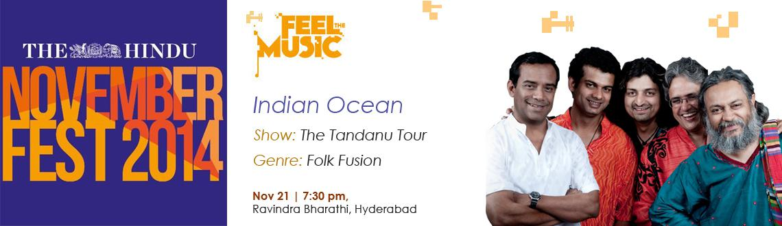 The Tandanu Tour: Indian Ocean