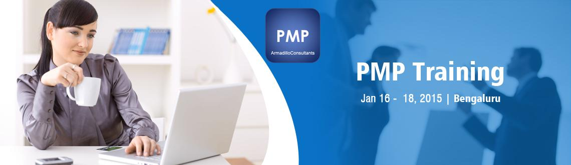 PMP Training in Bangalore - January Fri 16, Sat 17, Sun 18