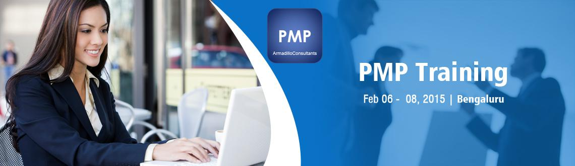 PMP Training in Bangalore - February Fri 06, Sat 07, Sun 08