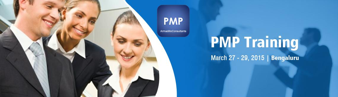 PMP Training in Bangalore - March Fri 27, Sat 28, Sun 19