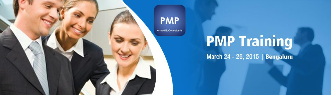 PMP Training in Bangalore - April Fri 24, Sat 25, Sun 26