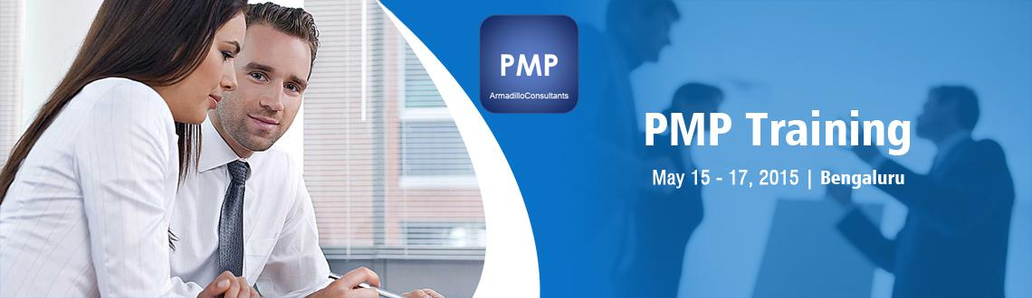 PMP Training in Bangalore - may Fri 15, Sat 16, Sun 17