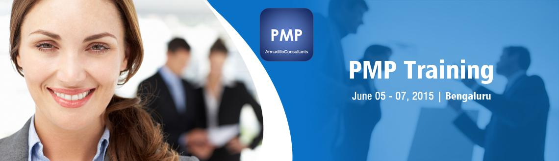 PMP Training in Bangalore - June Fri 05, Sat 06, Sun 07