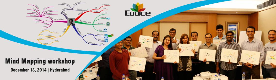 Mind Mapping workshop @ Hyderabad