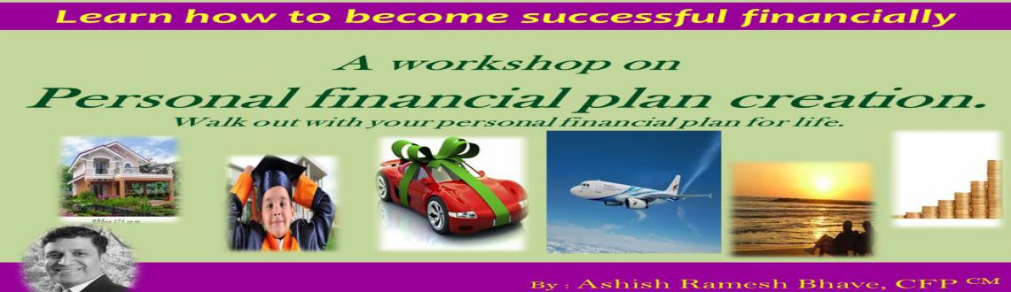 Create your Personal financial plan