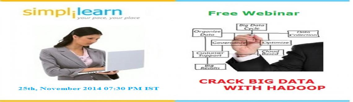 Free Webinar on Big Data and Hadoop Pune