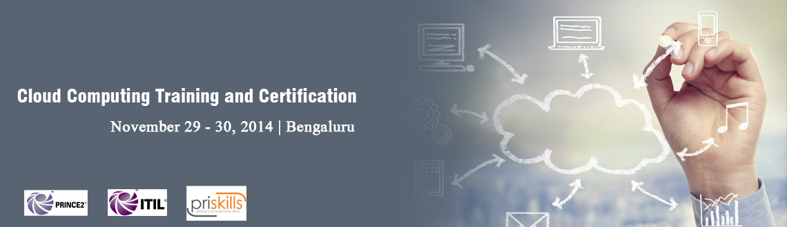 Book Online Tickets for Cloud Computing Training and Certificati, Bengaluru. Greetings from PriSkills!