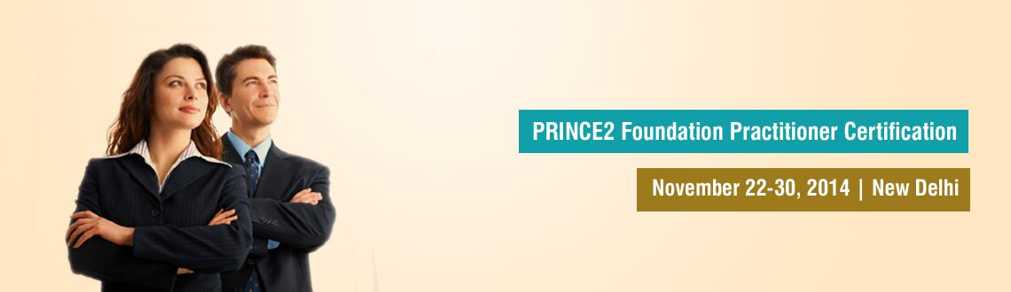 Book Online Tickets for Prince2 Foundation  Practitioner Trainin, NewDelhi. Course ApproachThe course comprises a mixture of input sessions, group exercises and examination based practical work. All delegates are encouraged to actively participate during the practical sessions to gain the full benefit during the training. Du