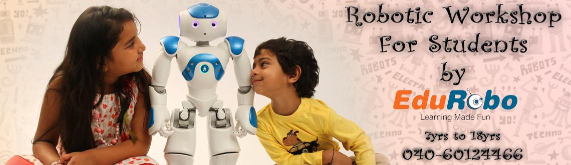 Sunday Robotics Workshop for Students