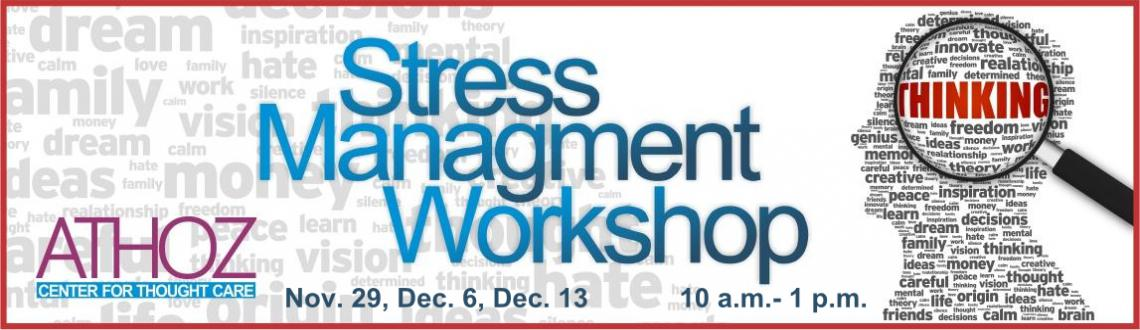 Book Online Tickets for Stress Management Workshop Nov. 29, Bengaluru. See your Brain Waves on a computer screen.