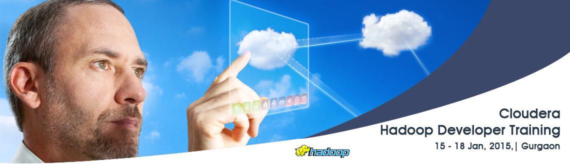Cloudera Hadoop Developer Training @Gurgaon; 15-18 Jan 2015