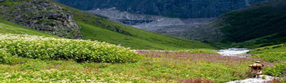 Trekking Expedition to Valley of Flowers