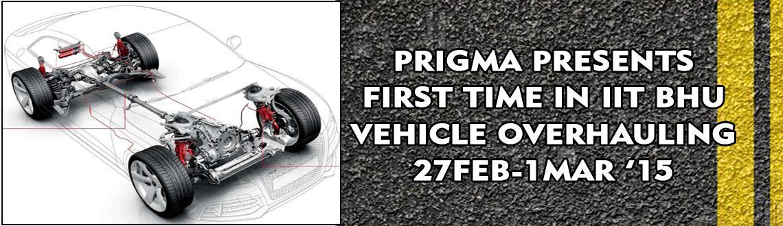 Vehicle Overhauling Technex15