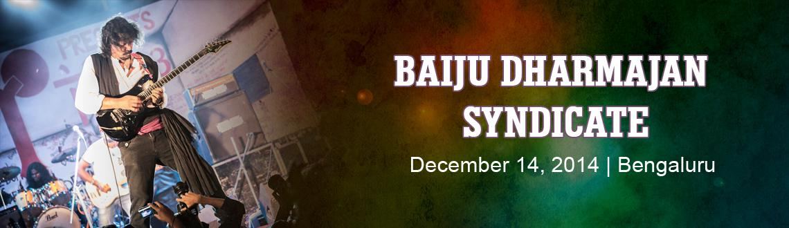 Book Online Tickets for Baiju Dharmajan Syndicate, Bengaluru. Motherjane exploded into the Indian music scene at Strawberry Fields in 2000, and their lead guitarist returns home. Watch The God of Small Strings, Baiju Dharmajan, weave his magic at the 18th edition of Strawberry Fields, one of India\\\'s big